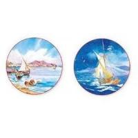 25226 Вафельные пластины «Море»