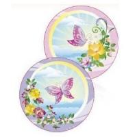 25240 Вафельные пластины «Бабочка»