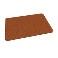 30TM6001R Коврик силиконовый для макаронс