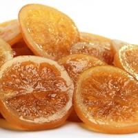 Апельсиновые засахаренные дольки «Амброзио»