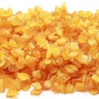 Апельсиновые засахаренные кубики «Амброзио»