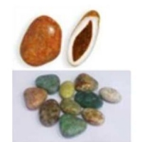 Драже сахарное «Камни разноцветные»