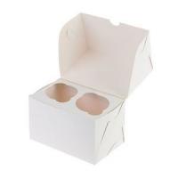 Короб картонный под 2 капкейка (100х160х100)