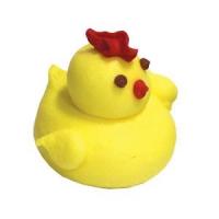 Сахарное украшение «Цыпленок»