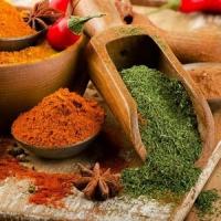 Сушеные овощи и травы