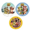 20727 Вафельные пластины «Лео и Тиг»