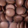 Глазурь шоколадная «Caribe fondente dischi» (диски)