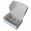 Короб картонный под 6 капкейков (250х170х100)