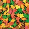 Посыпка «Осенние листья»
