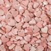 Посыпка «Сердечки розовые перламутровые»