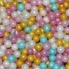Сахарные шарики перламутровые (разноцветные)