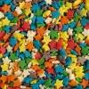 Посыпка «Звезды разноцветные» (мини)