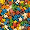 Посыпка «Звезды разноцветные»