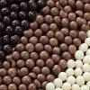Украшение шоколадное «Шарики кранч»