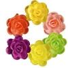 Вафельные розы малые сложные